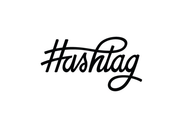 Hashtag by Luke van Doorn