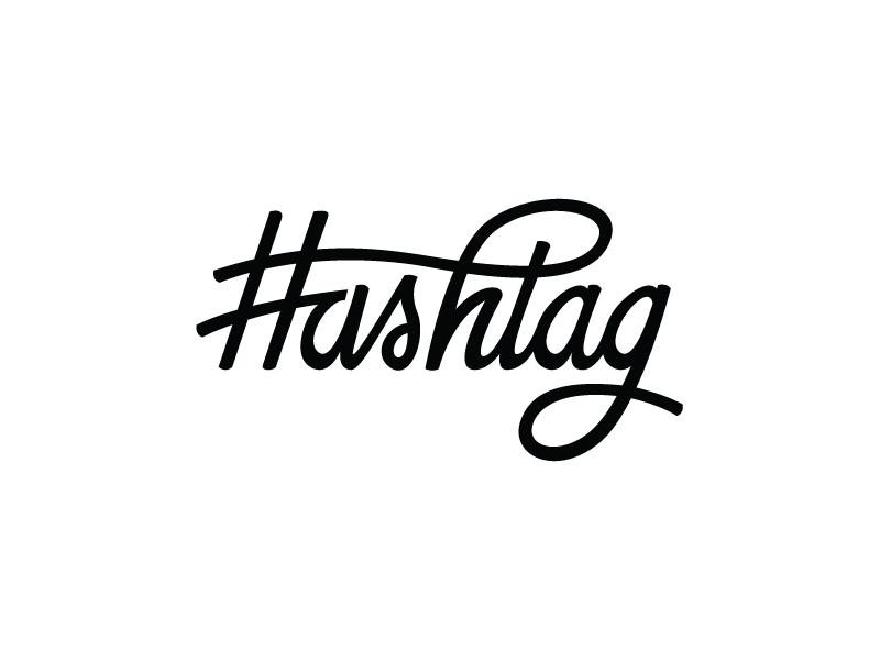 Hashtag by Luke van Doorn