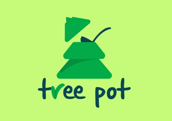 Logo Treepot by David Kindangen