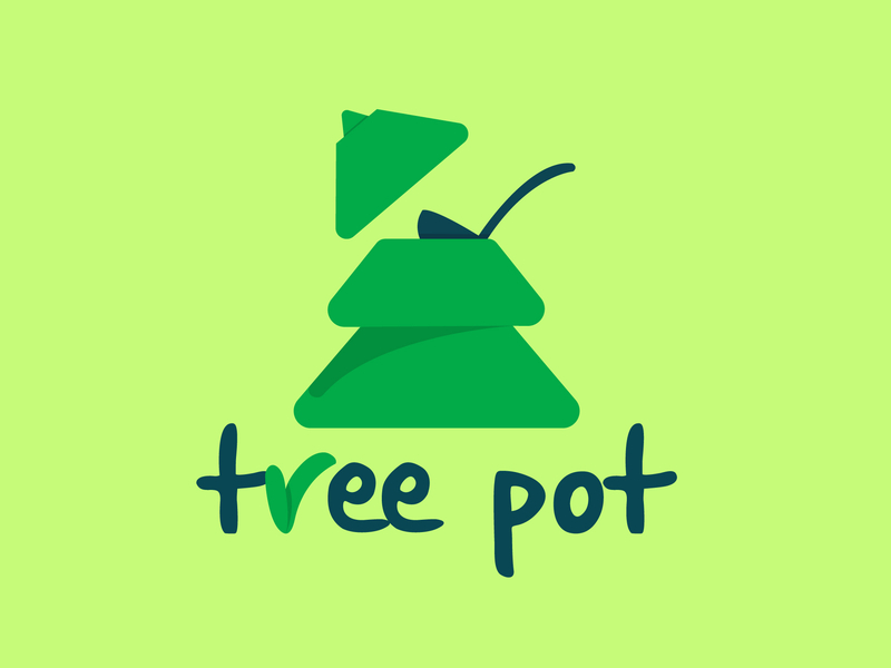 Logo Treepot by David Kindangen