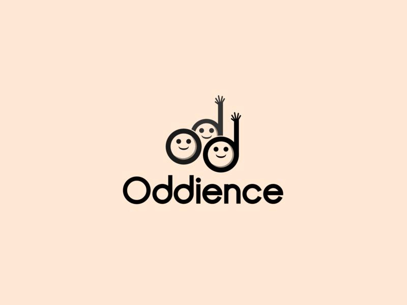 """odd"" logo by Aladdin"