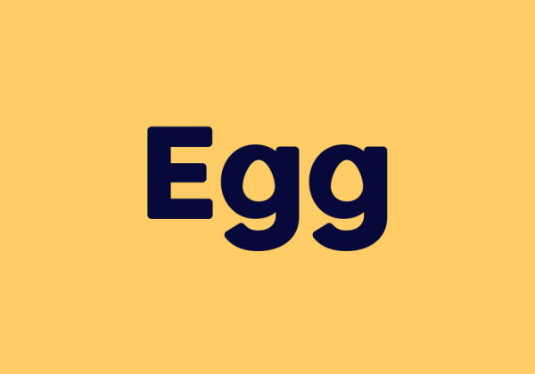 Egg by LeoLogos.com