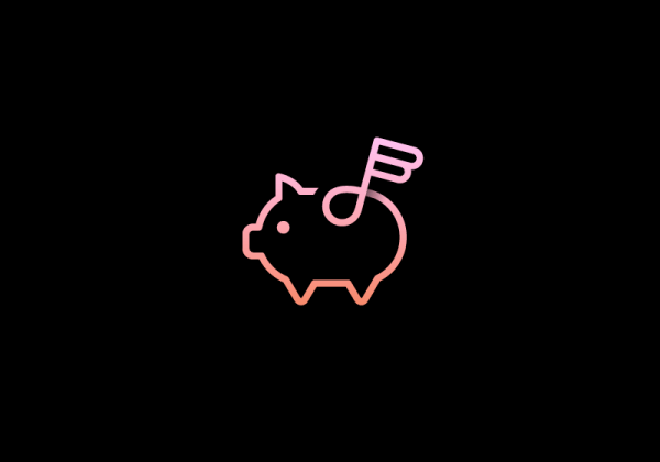 Flying Music Piggy by Kira Chao