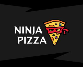 Ninja Pizza by Yeti