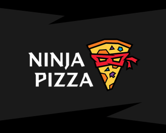 Ninja Pizza by Yeti