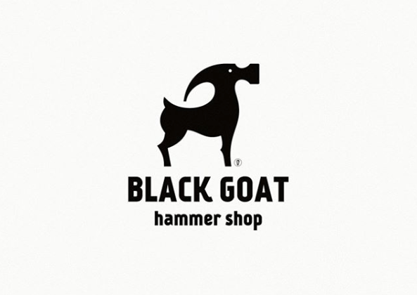 Black Goat Hammer Shop by Kartashev Yuri