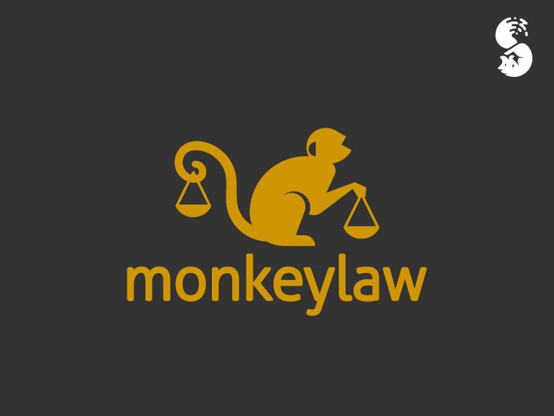 Monkeylaw 3 Logo by Eduardo Zaldivar