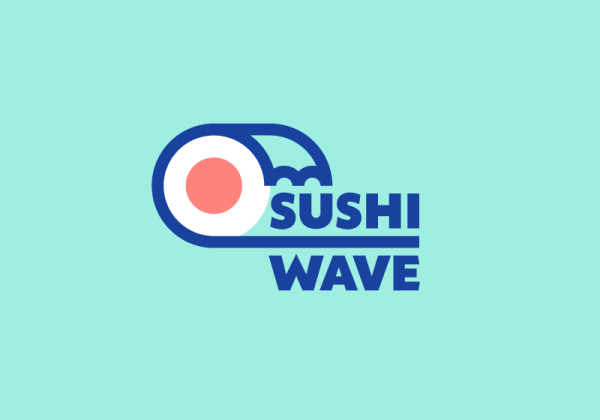 Sushi Wave by Steve Gillette for Mark & Type