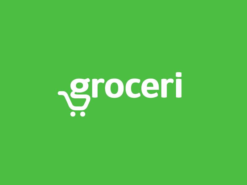 groceri logo by alfrey davilla