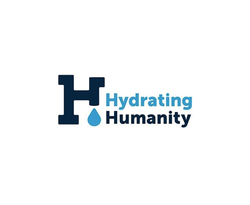 Hydrating Humanity Logo by Jesse Taylor Creative