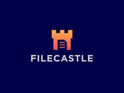 Filecastle Logo by Sumesh
