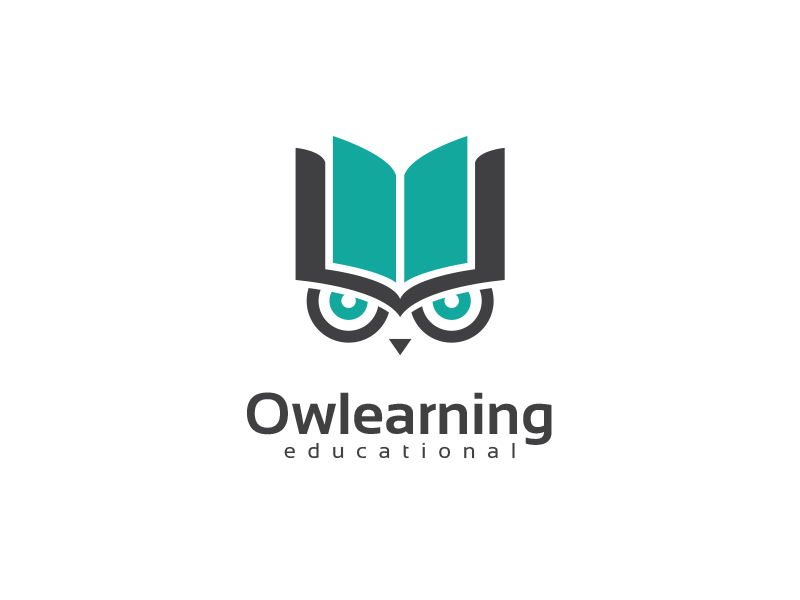 Owl Education Logo by caironcreative