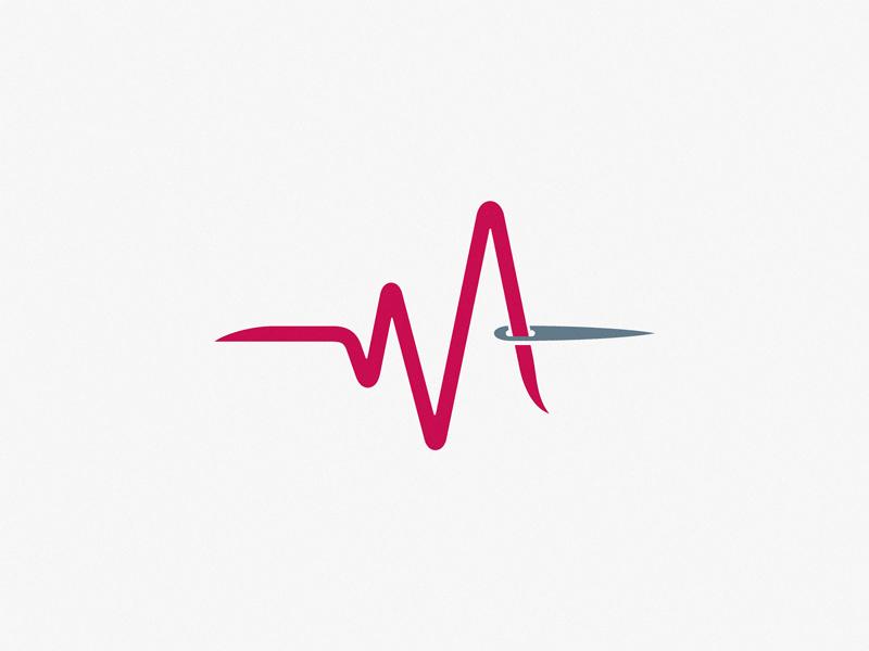 Medical Clothes logo by Yuri Kartashev