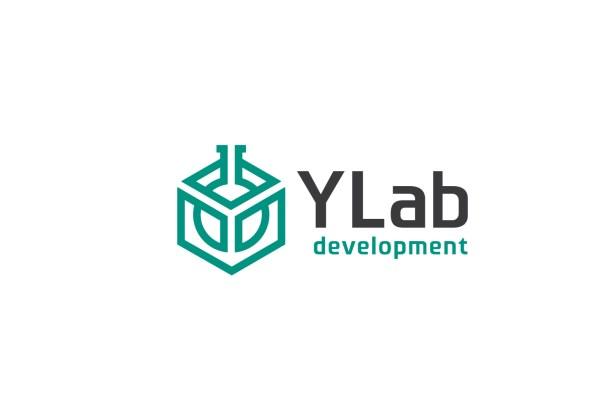 Y Lab logo by Sergey Shamaev