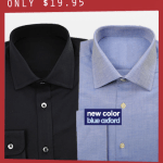 Customized Shirts On Sale for $19.95 @Modern Tailor