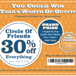 Gymboree Circle of Friends #Coupon 30% off Everything!