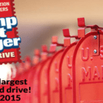 Don't Forget: Today May 9th is the Stamp Out Hunger Food Drive