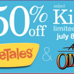VeggieTales & Adventures in Odyssey sale: 50% off select Kids items