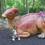 Wordless Wednesday: Digging for Dinosaur Bones (w/ linky)