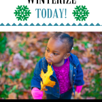Fall Check Up: 10 Tips to Help You Winterize Now!