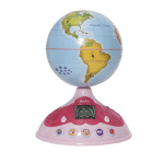 Toys That Teach: Oregon Scientific Barbie Touch N Teach Learning Globe