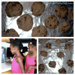 Cooking with Kids: Chocolate Chip Cookies