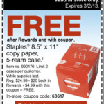 Free Staples Deals for the Week of February 25th through March 2nd