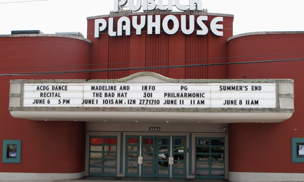 Kid-friendly events at Publick Playhouse