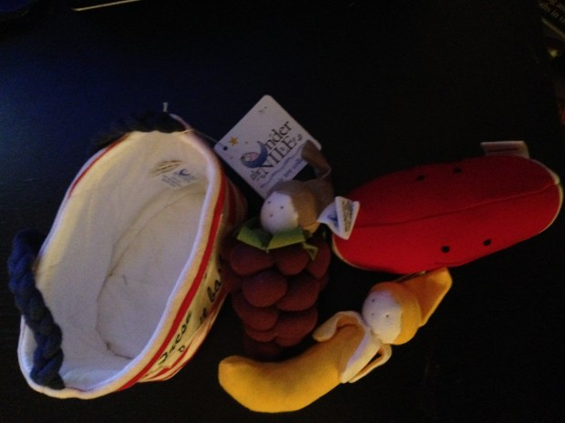 Uncommon Goods Fruit Basket