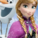 Disney's Frozen Activity Pages