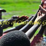 Benefits of Charitable Giving