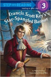 Francis Scott Key's Star-Spangled Banner - Easy Reader for Children