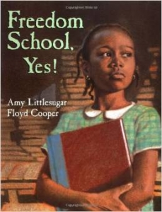 Freedom school_Yes - Children's book