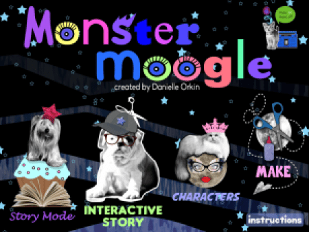 Monster Moogle app review