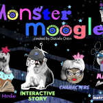 Monster Moogle App Review for kids
