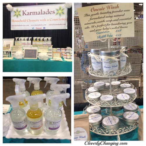 2014 Green Festival in DC - Karmalades Booth