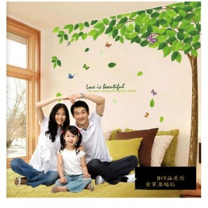 To tree family wall decals