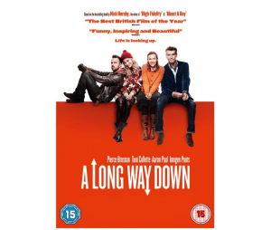 A Long Way Down blog review