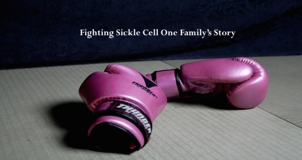 Listen to about my family's journey fighting sickle cell Part One