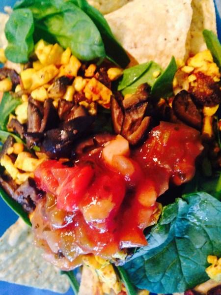Vegan Tofu Tortillas #vegan #recipes