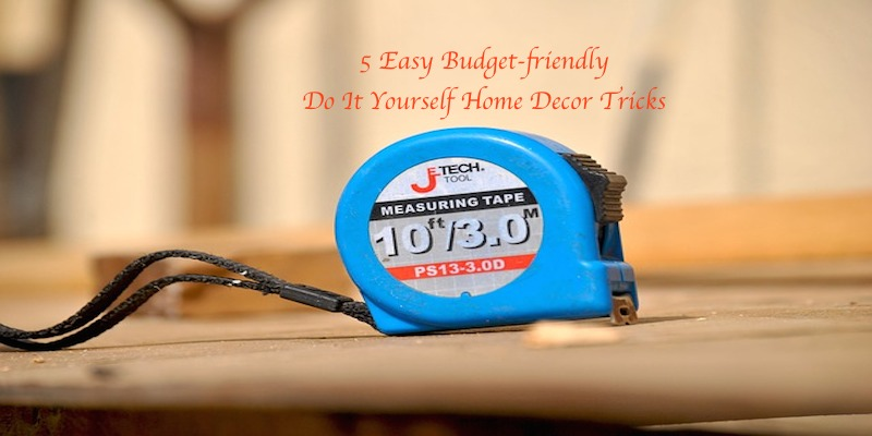 DIY Frugal Home Decor Designs Cleverly Changing
