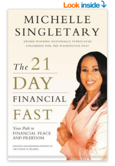 21 day Financial Fast