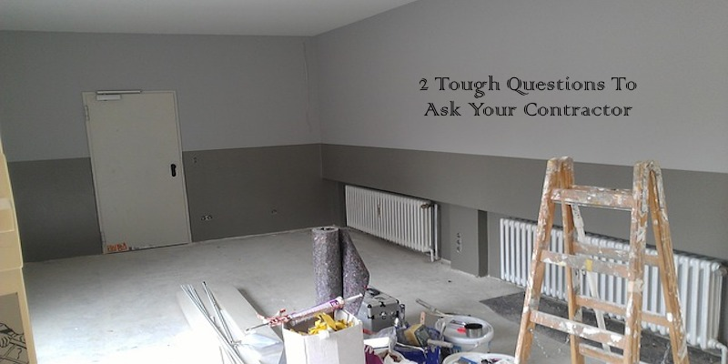 Tips for hiring a contractor. 2 Questions you must ask. #realestate #homeimprovement #remodel