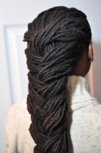 Easy Hair Care for Women with Natural Hair or Locs #locstyles #naturalhair #dreadlocks #locks