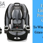 Giveaway: Learn more about LifebankUSA and Win a Graco Car Seat