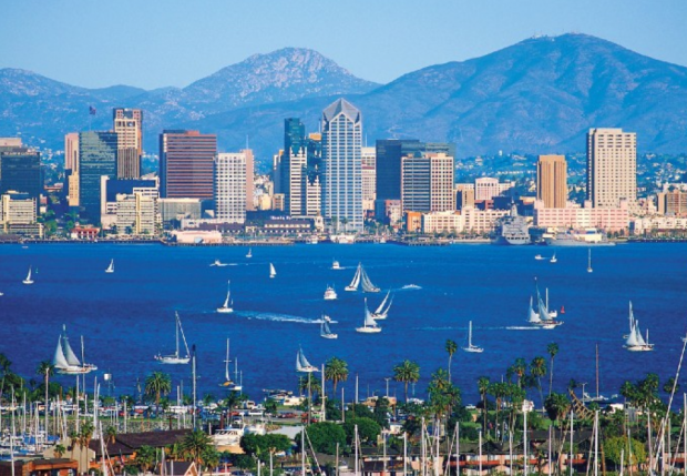 San Diego California Vacation Spot