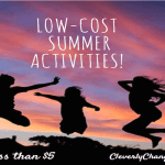 Free and Low Cost 2015 Summer Activities for Kids