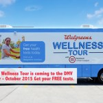 Finding Your Way To Health: Walgreen's Wellness Tour in the DMV