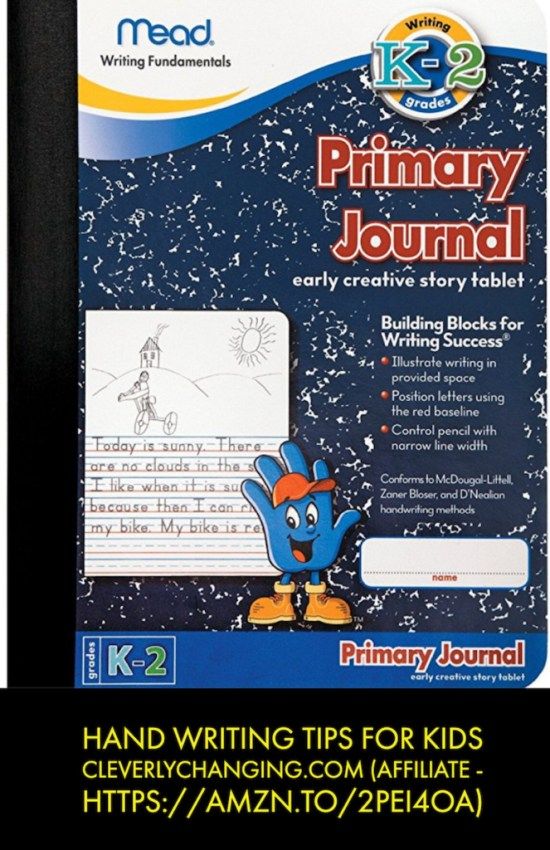 Mead primary Journal for K-2