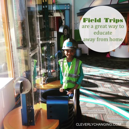 Educate with field trips